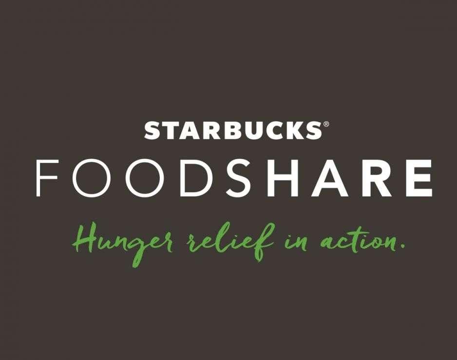 Starbucks FoodShare