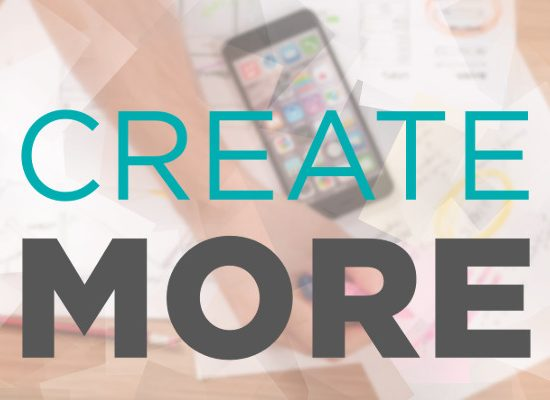 Create More Header