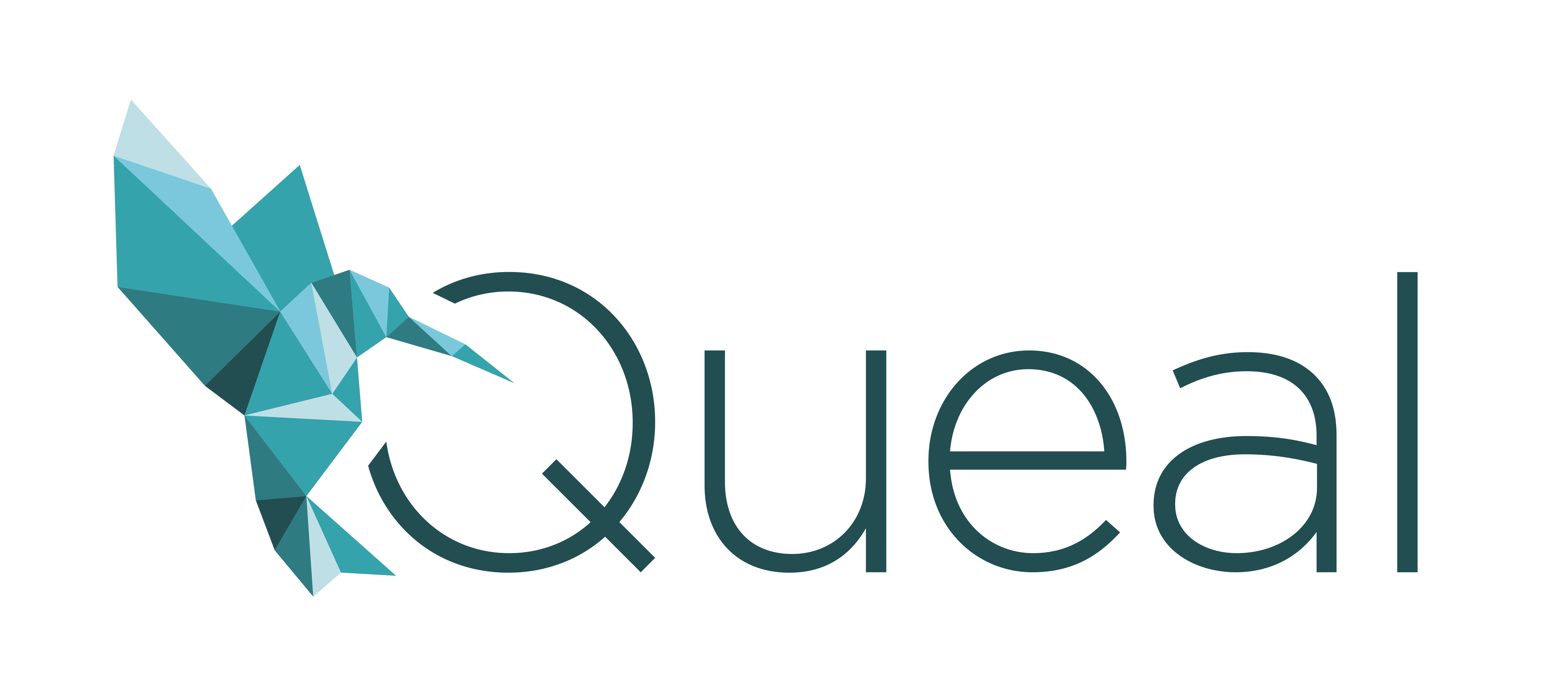 Queal Huge Logo