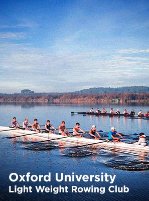 Queal Sponsorship Oxford University Light Weight Rowing Club