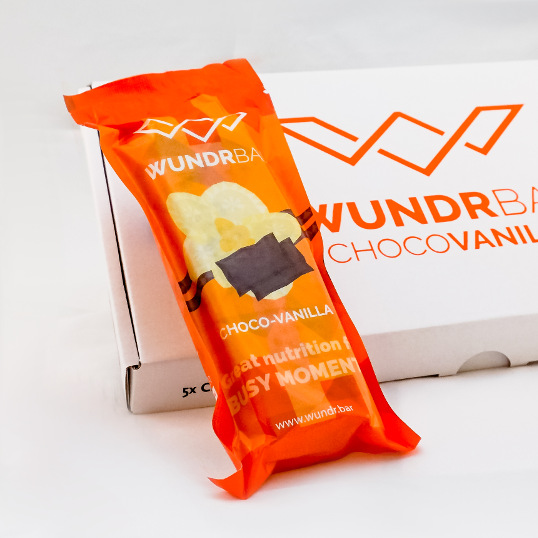 WundrBar White Chocolate Vanilla