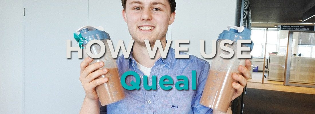 How we use Queal