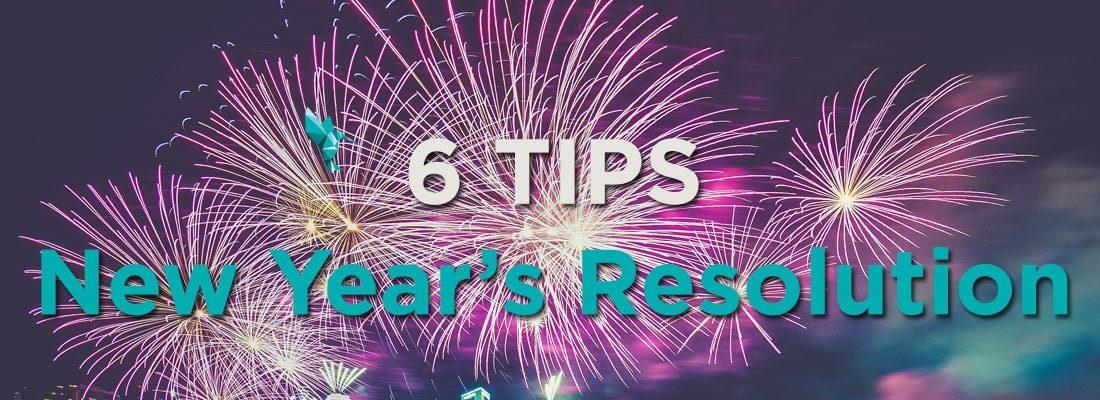 New Years Resolution Header