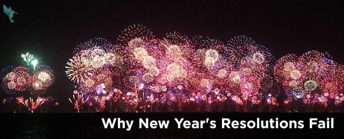 New Years Resolutions Fail