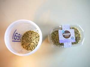 Tinkering Thursday Hemp Seeds 2