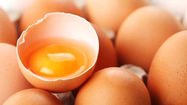 Eggs Biotin
