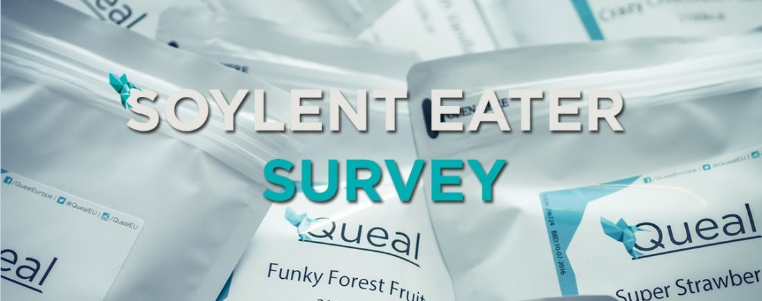 Soylent Eater Survey 2016 Header