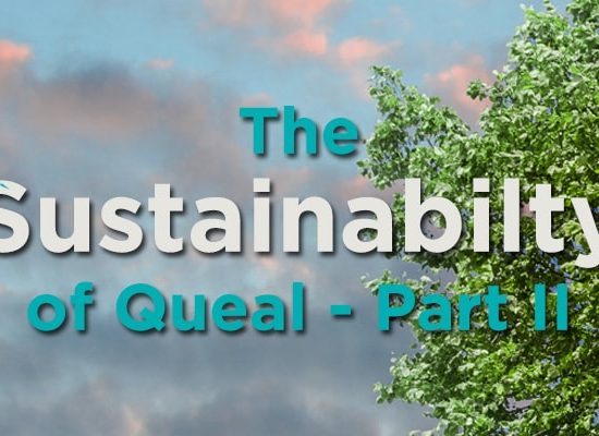 Sustainability Queal Part 2