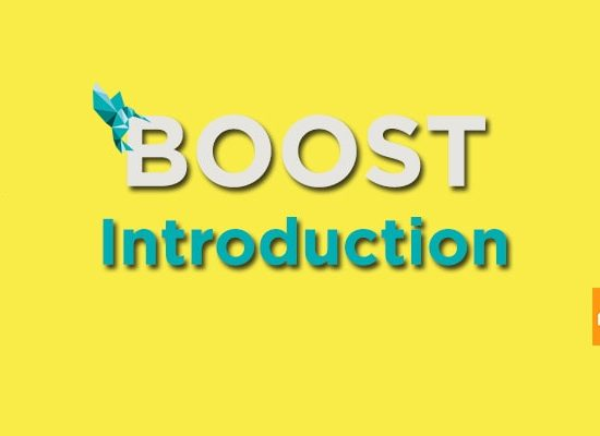 Boost Introduction