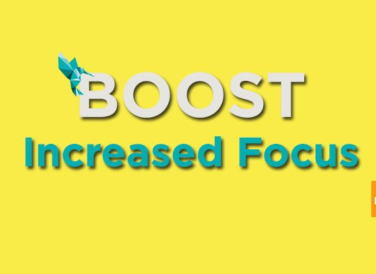 Boost Increased Focus